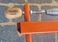 Holzschutz LT15-Vorschub
