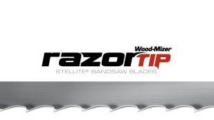RazorTIP Stellite® Sägebänder