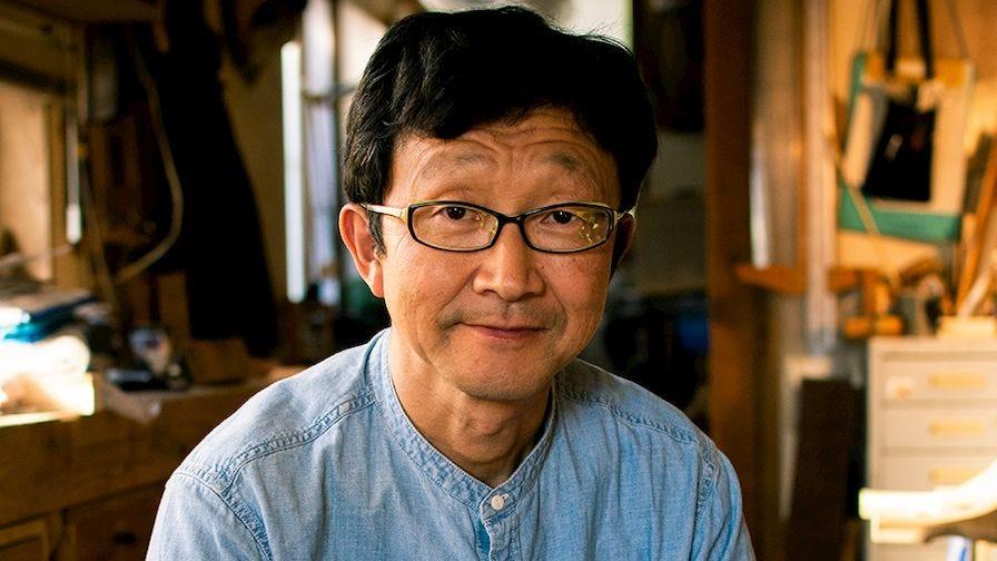 Japanese woodworker Tak Yoshino